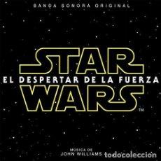 CDs de Música: STAR WARS: EL DESPERTAR DE LA FUERZA * CD * ED. DIGIPACK LIMITADA * PRECINTADO. Lote 193773711