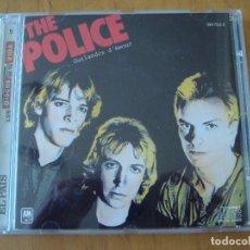 CDs de Música: THE POLICE - OUTLANDOS D' AMOUR. Lote 127168447