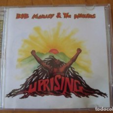 CDs de Música: BOB MARLEY & THE WAILERS - UPRISING. Lote 127169659