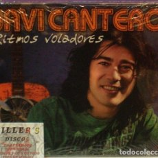 CDs de Musique: JAVI CANTERO - RITMOS VOLADORES - CD PRECINTADO. Lote 141642388