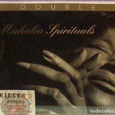 CDs de Música: MAHALIA JACKSON - SPIRITUALS - 2XCD PRECINTADO. Lote 127360567