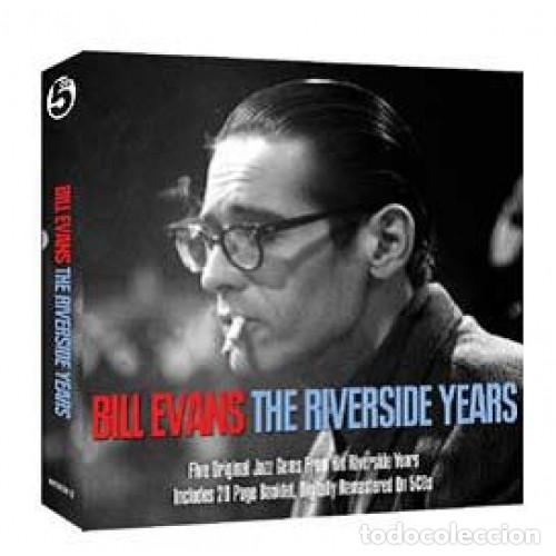 BILL EVANS * BOX SET 5 CD * THE RIVERSIDE YEARS * CAJA PRECINTADA (Música - CD's Jazz, Blues, Soul y Gospel)