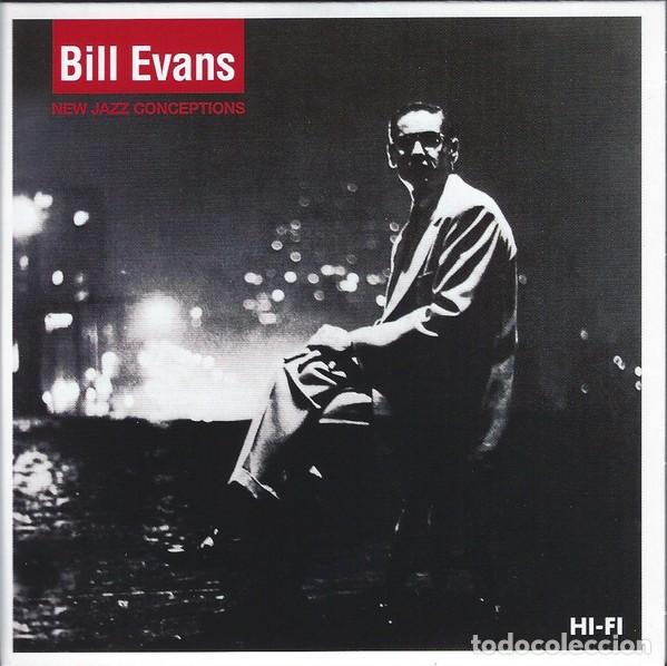 CDs de Música: BILL EVANS * BOX SET 5 CD * The Riverside Years * CAJA PRECINTADA - Foto 2 - 127438295