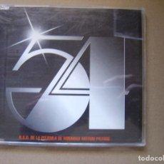 CDs de Música: MEDLEY 54 - CD SINGLE PROMOCIONAL - BLANCO Y NEGRO. Lote 127439735