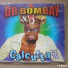 CDs de Música: DR BOMBABY - CALCUTTA - CD CON 4 TEMAS 1998 - WARNER. Lote 127439883