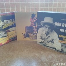 CDs de Música: BOB DYLAN AND THE BAND THE BASEMENT TAPES COMPLETE 6 CDS. Lote 127441203