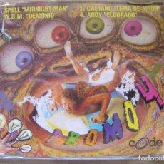 CDs de Música: VARIOS - PROMO 4 - CD PROMOCIONAL CON 4 TEMAS - CODE MUSIC. Lote 127442063