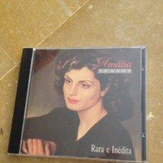 CDs de Música: AMÁLIA RODRIGUES - RARA E INÉDITA - CD. Lote 127496962
