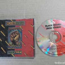 CDs de Música: BLACK UHURU (CD) IRON STORM AÑO 1991. Lote 127551199