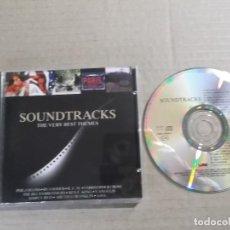 CDs de Música: SOUNDTRACKS (CD) THE VERY BEST THEMES AÑO 1994. Lote 127552923