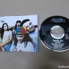 CDs de Música: SANTA FE (CD) HENDRIX AÑO 1993 - PROMOCIONAL. Lote 127555111