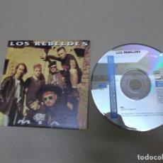 CDs de Música: LOS REBELDES (CD) MIA AÑO 1995 - PROMOCIONAL. Lote 127555863