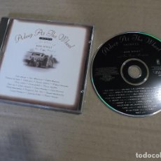 CDs de Música: ASLEEP AT THE WHEEL-TRIBUTE TO THE MUSIC OF BOB WILLS (CD) TRIBUTE TO THE MUSIC OF BOB WILLS AÑO 199. Lote 127556379