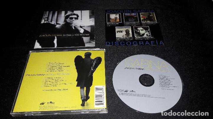 CDs de Música: Joaquin Sabina gran lote leer descripcion ver fotos - Foto 3 - 127569919