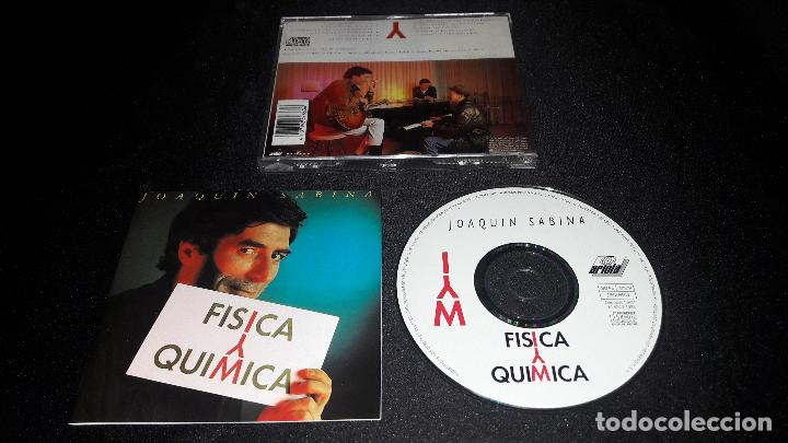 CDs de Música: Joaquin Sabina gran lote leer descripcion ver fotos - Foto 5 - 127569919