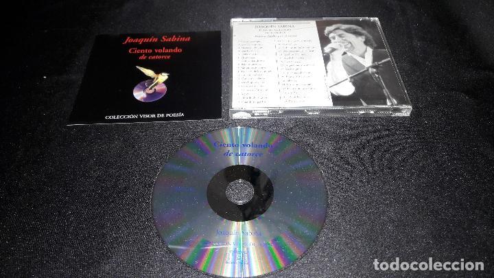 CDs de Música: Joaquin Sabina gran lote leer descripcion ver fotos - Foto 7 - 127569919