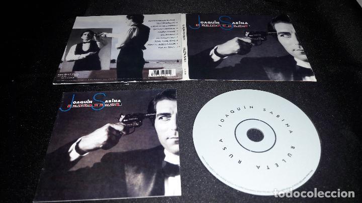 CDs de Música: Joaquin Sabina gran lote leer descripcion ver fotos - Foto 8 - 127569919