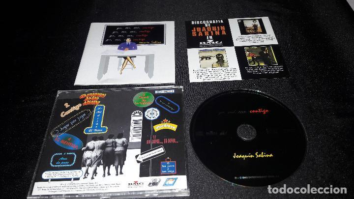 CDs de Música: Joaquin Sabina gran lote leer descripcion ver fotos - Foto 9 - 127569919