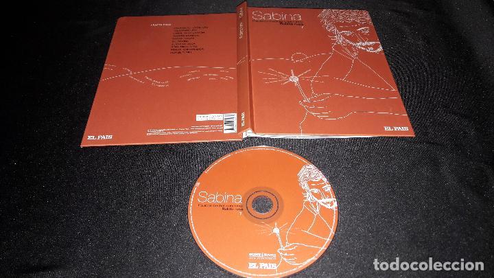 CDs de Música: Joaquin Sabina gran lote leer descripcion ver fotos - Foto 13 - 127569919