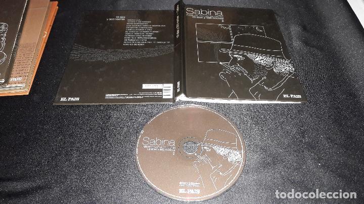 CDs de Música: Joaquin Sabina gran lote leer descripcion ver fotos - Foto 17 - 127569919