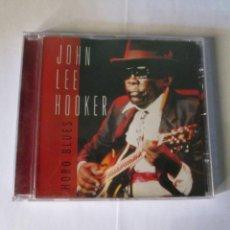CDs de Música: JOHN LEE HOOKER - HOBO BLUES - CD 15 TEMAS - ACD S/F EUROPE 154.940 AUSTRO MECHANA. Lote 127577935