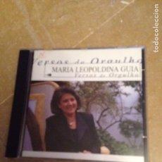 CDs de Música: MARIA LEOPOLDIN GUIA. VERSOS DE ORGULHO (CD). Lote 127596874