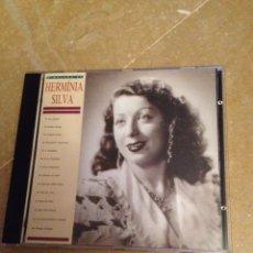 CDs de Música: O MELHOR DE HERMÍNIA SILVA (CD). Lote 127596923