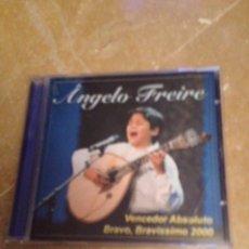 CDs de Música: ÂNGELO FREIRE. VENCEDOR ABSOLUTO. BRAVO, BRAVÍSSIMO 2000 (CD). Lote 127596978