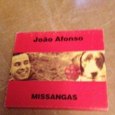 CDs de Música: JOÃO ALFONSO. MISSANGAS (CD). Lote 127597086