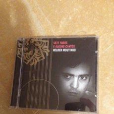 CDs de Música: SETE FADOS E ALGUNS CANTOS (HELDER MOUTINHO) CD. Lote 127598586