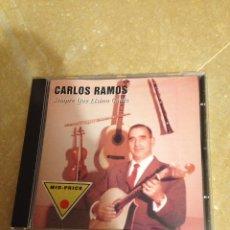 CDs de Música: CARLOS RAMOS. SEMPRE QUE LISBOA CANTA (CD). Lote 127598699