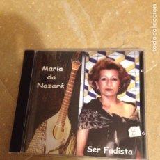 CDs de Música: MARIA DA NAZARÉ. SER FADISTA (CD). Lote 127598786