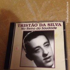 CDs de Música: TRISTÃO DA SILVA. NO REINO DA SAUDADE (CD). Lote 127598840