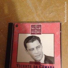 CDs de Música: VICENTE DA CÂMARA. O MELHOR DOS MELHORES (CD). Lote 127599148