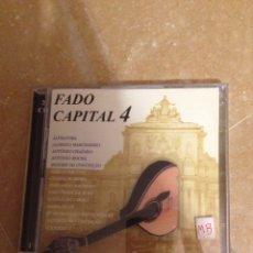 CDs de Música: FADO CAPITAL 4 (DOBLE CD). Lote 127599336