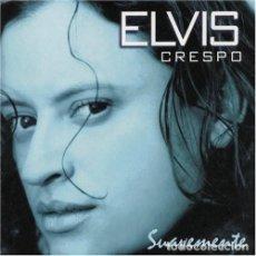CDs de Música: ELVIS CRESPO ?– SUAVEMENTE (ED.: USA, 1998). Lote 127599671