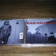CDs de Música: BAD RELIGION - STRANGER THAN FICTION. Lote 127652295