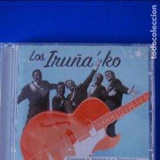 CDs de Música: LOS IRUÑA'KO. CANTAN A JAVIER Y A NAVARRA. PRECINTADO. (PAMPLONA, SAN FERMÍN). Lote 127658791