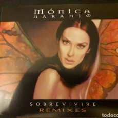 CDs de Música: MONICA NARANJO CD SOBREVIVIRE REMIXES. Lote 127682654