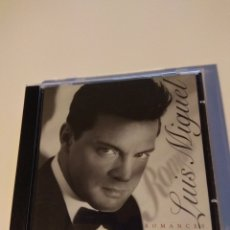 CDs de Música: LUIS MIGUEL. ROMANCES. Lote 127685671