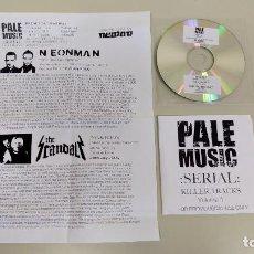 CDs de Música: 1018- PALE MUSIC SERIAL KILLER TRACKS VOL1 CD PROMO DANCE COMPILATION GERMANY 2006. Lote 127763719