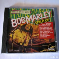 CDs de Música: BOB MARLEY - STIR IT UP / MASTER OF POP MUSIC - CD - LASERLIGHT 1998 GERMANY 15 085 - COMO NUEVO. Lote 127774799