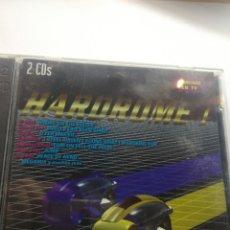 CDs de Música: HARDROME 1 / ORIGINAL / 2 CD, S AÑO 1995. Lote 127894874