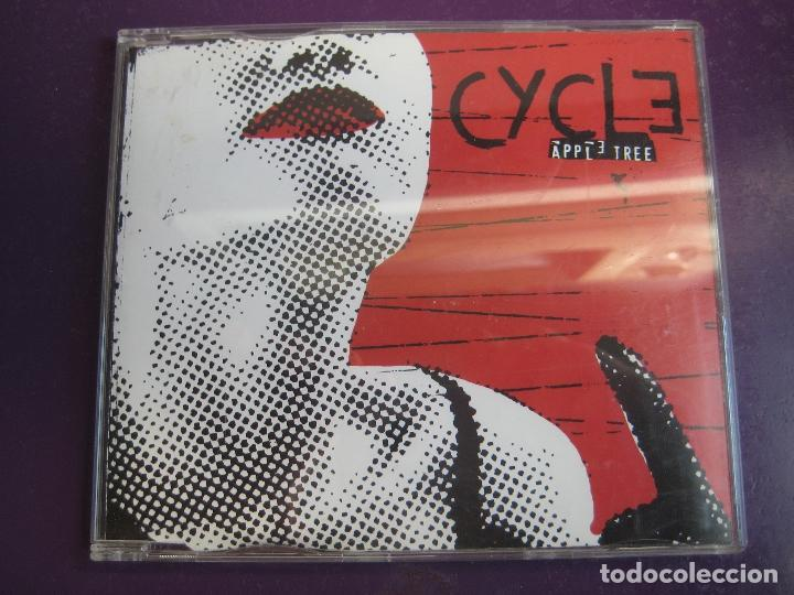 CYCLE CD SUBTERFUGE 2005 APPLE TREE - 4 TEMAS - ELECTRONICA ROCK INDUSTRIAL (Música - CD's Rock)