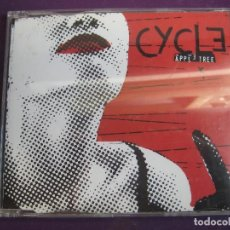 CDs de Música: CYCLE CD SUBTERFUGE 2005 APPLE TREE - 4 TEMAS - ELECTRONICA ROCK INDUSTRIAL . Lote 127919927
