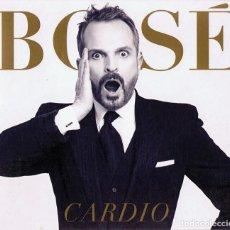 CDs de Música: MIGUEL BOSÉ ¨CARDIO¨ (CD). Lote 127920363