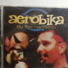 CDs de Música: AEROBIKA BY FERNANDISCO / DOBLE CD / AÑO 1998 ORIGINAL. Lote 127989668