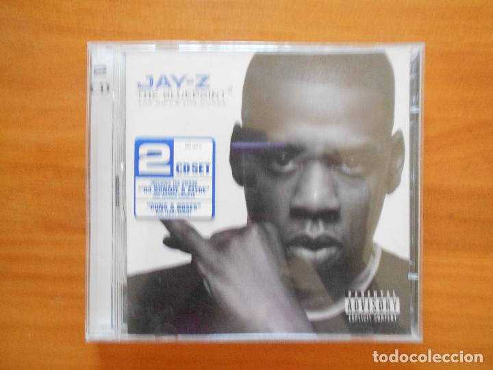 Cd Jay Z The Blueprint The Gift The Curse Sold Through Direct Sale 128010051
