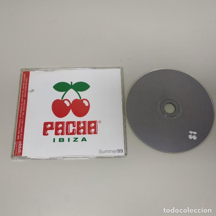 1018- PACHA IBIZA CD PROMOCIONAL DANCE SUMMER 1999 SPAIN (Música - CD's Otros Estilos)