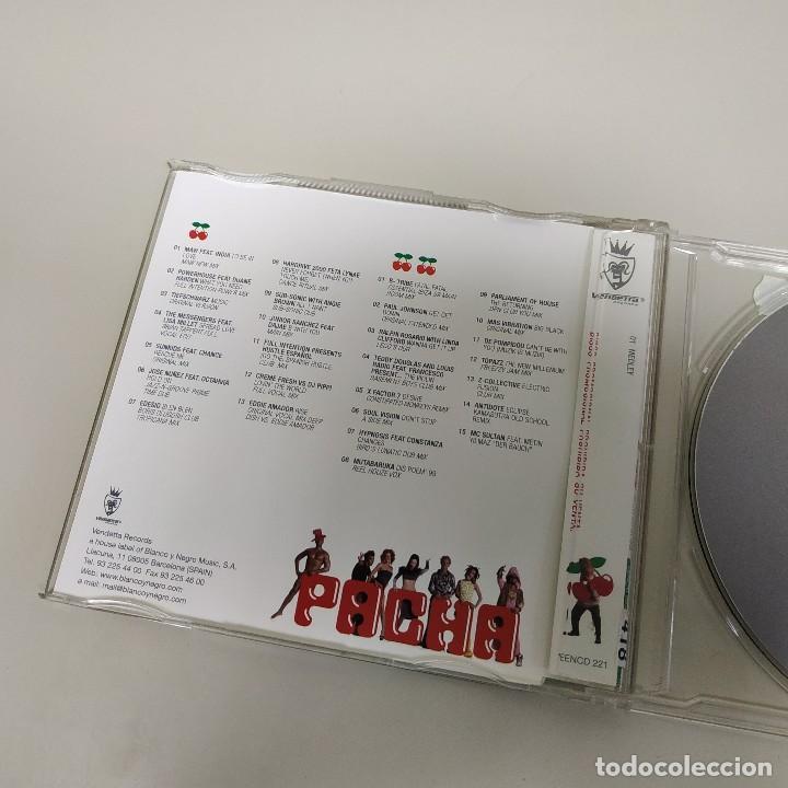 CDs de Música: 1018- PACHA IBIZA CD PROMOCIONAL DANCE SUMMER 1999 SPAIN - Foto 2 - 128014427